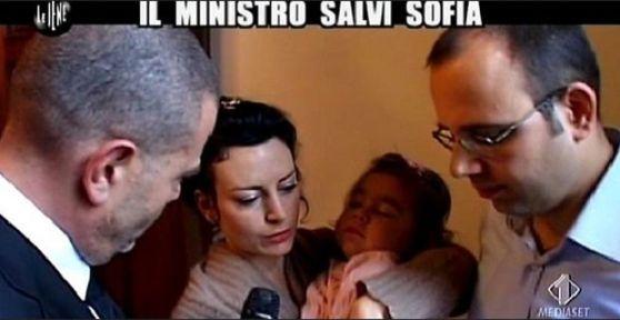 Foto de Le Iene la storia di Sofia