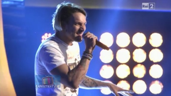 Foto di Timothy Cavicchini The Voice