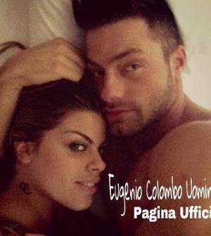 Francesca con Eugenio post scelta