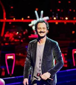 foto di fabio troiano a the voice