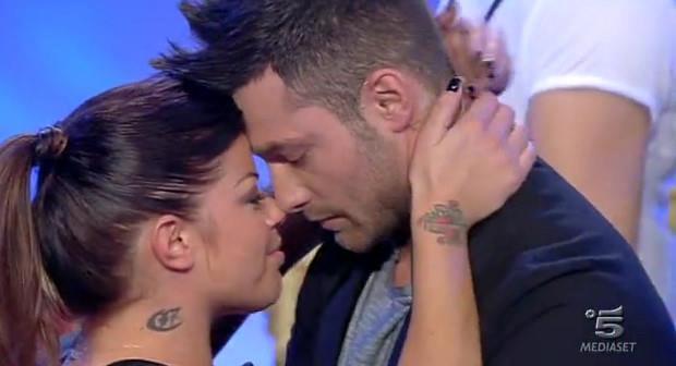 Eugenio Colombo e Francesca ritornano in studio