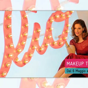 makeup time con clio realtime tv