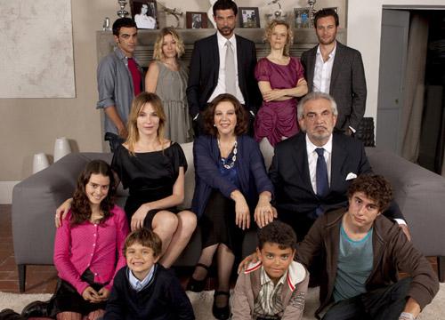 foto fiction una grande famiglia