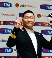 psy the voice of italy