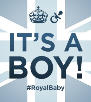Royal baby impazza il toto-nome
