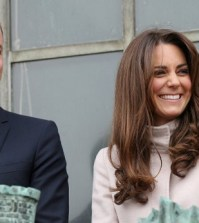 William e Kate felici: è nato il loro primogenito
