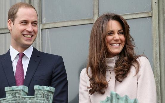 William e Kate felici: è nato il loro primogenito