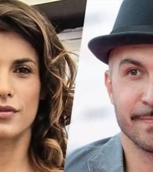Maccio Capatonda e Elisabetta Canalis