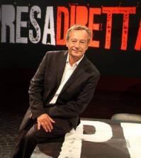 Il giornalista Riccardo Iacona