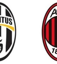 Juventus e Milan nello scontro diretto