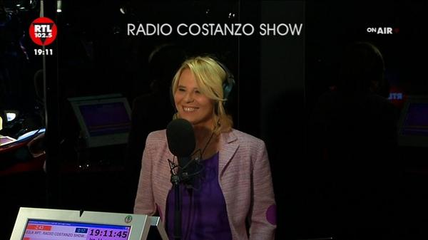 Maria De Filippi a RTL 102.5
