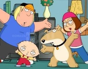 I Griffin episodio natalizio 2013