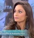 Raffaella Fico a Mattino 5