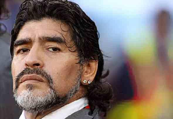 Maradona contro sky
