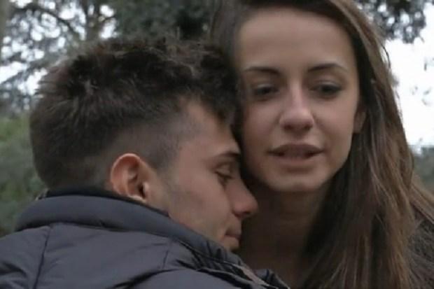 Anna Munafò ed Emanuele continuano la vita di sempre