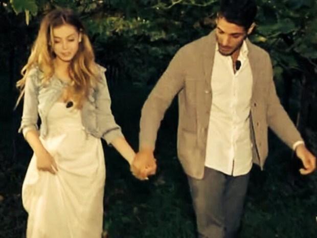 Aldo Plameri e Alessia Cammarota presto le nozze