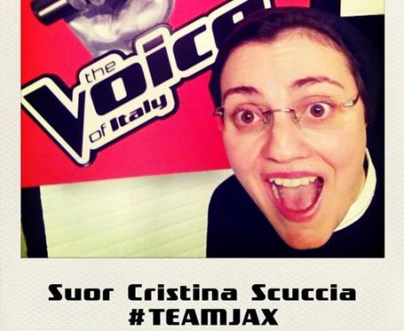 suor cristina scuccia a the voice of italy