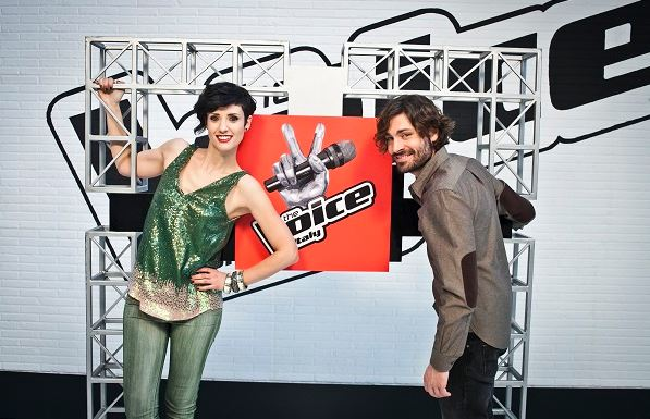 the voice of italy 2014