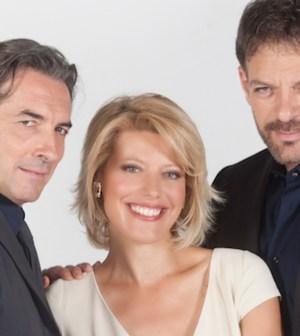 Carol, Leo, Sebastian