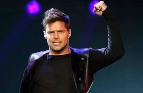 ricky martin ospite the voice of italy