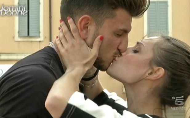 Marco Fantini e Beatrice già innamorati