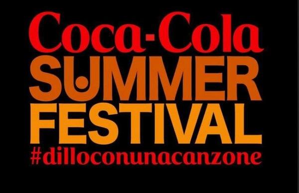 maria de filippi e il coca cola summer festival