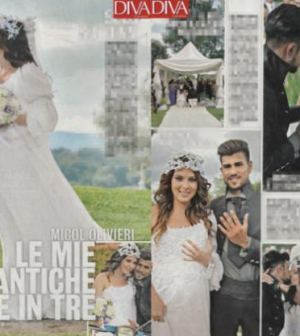 Micol Olivieri Sposa