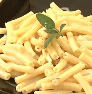 foto caserecce salvia e gorgonzola