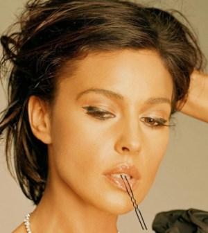 Foto Sanremo, ospite Monica Bellucci