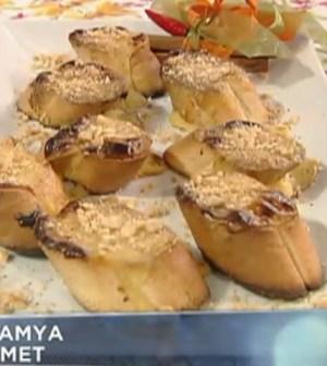 La Ricetta Di Samya 25 Marzo 2015 I Crostini Gourmet Di Oggi A