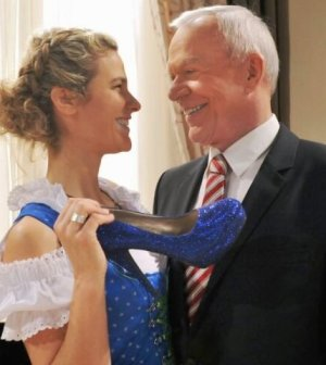 foto tempesta d'amore poppy e werner