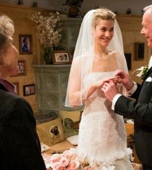 foto tempesta d'amore il matrimonio di poppy e werner