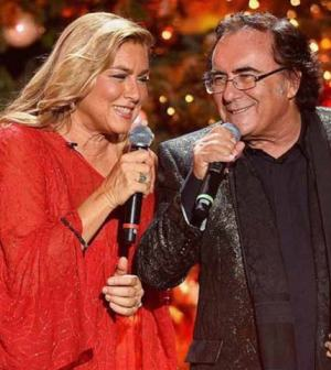 foto romina power e albano