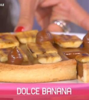 foto torta alla banana