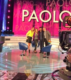 foto Domenica In Paolo Bonolis