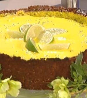 foto torta al lime