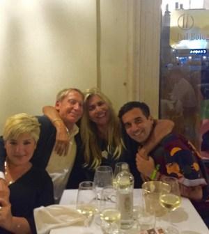 foto Cobos e Venier