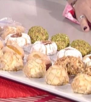 foto biscotti mandorle