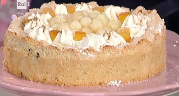 foto torta amaretto 2