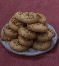 foto biscotti nocciolosi al cocco di Cotto e Mangiato