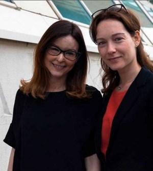 Foto Cristiana Capotondi e Lucia Annibali