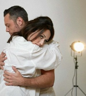 foto Tiziano Ferro e Carmen Consoli
