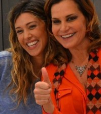 foto Belen e Simona