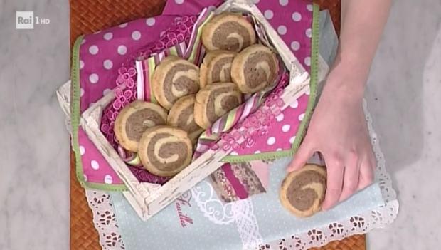 foto biscotti bicolore