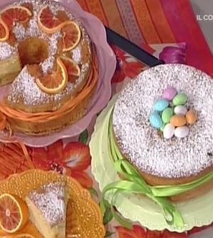 foto chiffon cake arancia 2