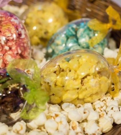 foto ovetti di pop corn