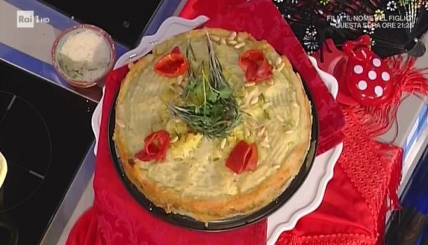foto torta salata Povedilla