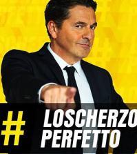 Teo Mammucari Lo Scherzo perfetto
