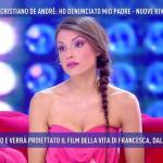 """Grande Fratello, Francesca De André contro il padre: """"Che schifo!"""""""