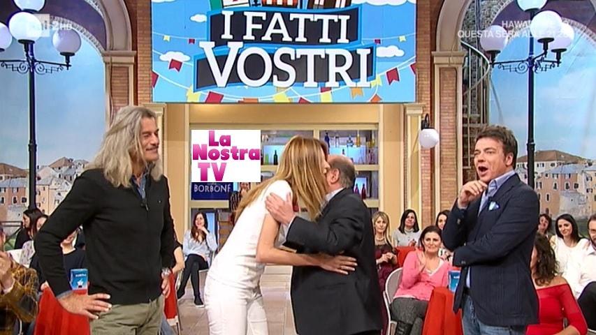 Giancarlo Magalli, dopo Adriana Volpe lite social anche con Marcello Cirillo